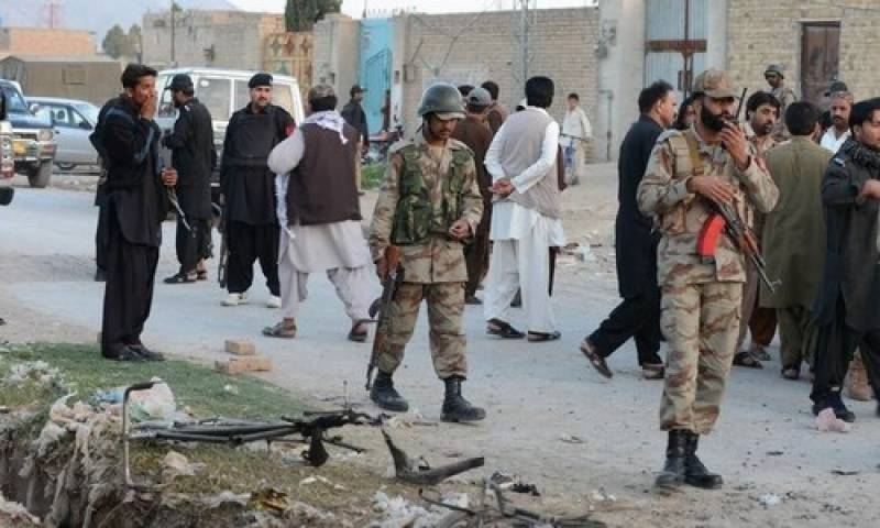 Two members of Hazara community shot dead