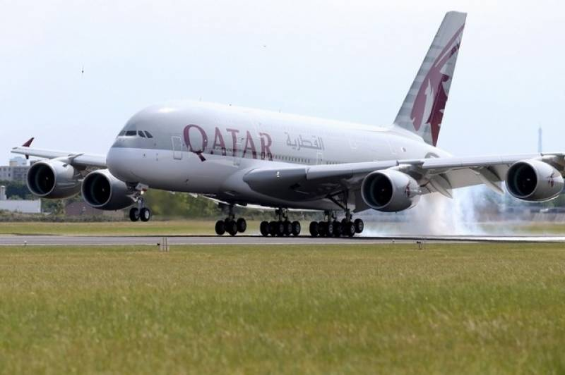 Saudi Arabia bans Qatari planes from its airports, airspace