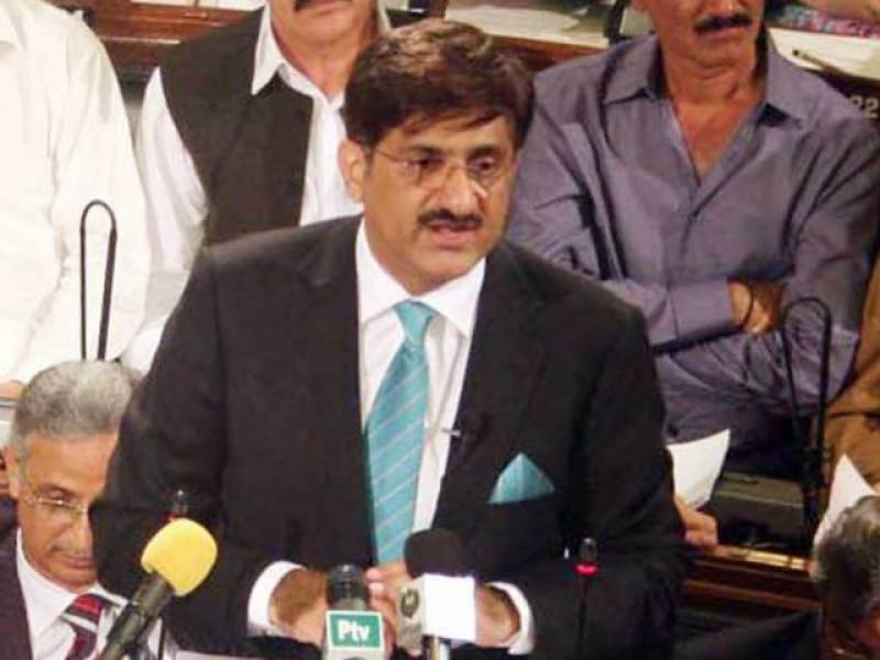 Sindh to announce more than Rs1 trillion 2017-18 budget today