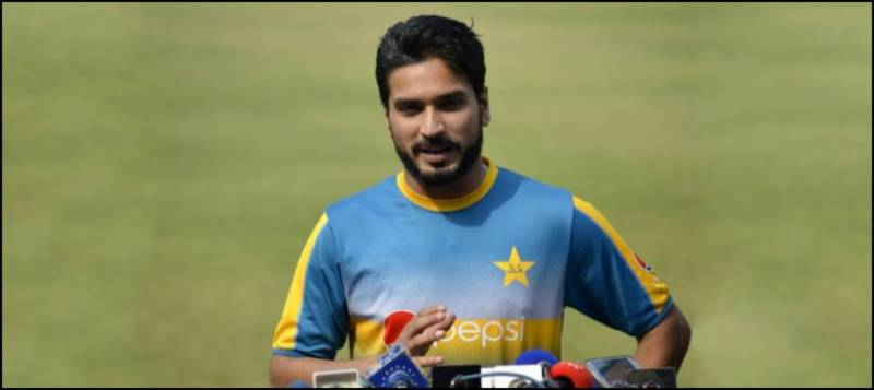 Champions Trophy 2017: Rumman Raees replaces injured Wahab Riaz