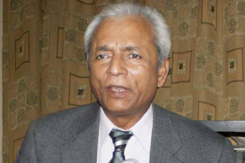 Nehal Hashmi withdraws his resignation from Senate
