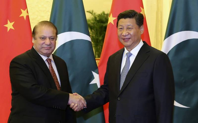China to build military bases in Pakistan: Pentagon report