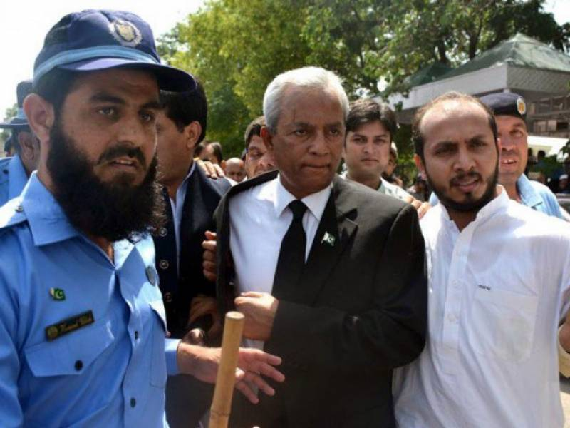Chairman Senate accepts Nehal Hashmi's request to withdraw resignation