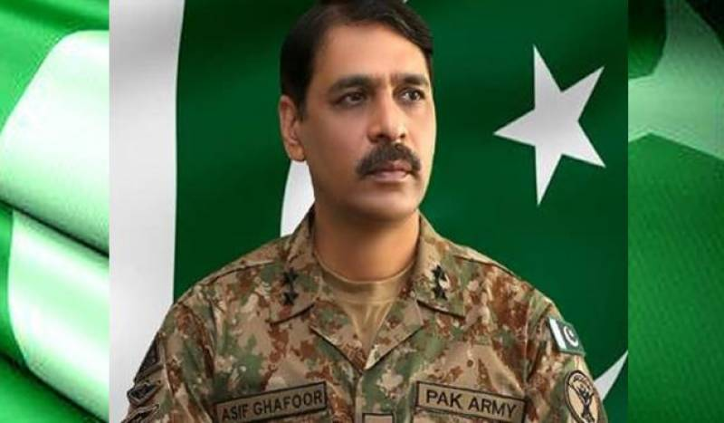 Mastung operation foiled potential IS infrastructure in Balochistan: ISPR