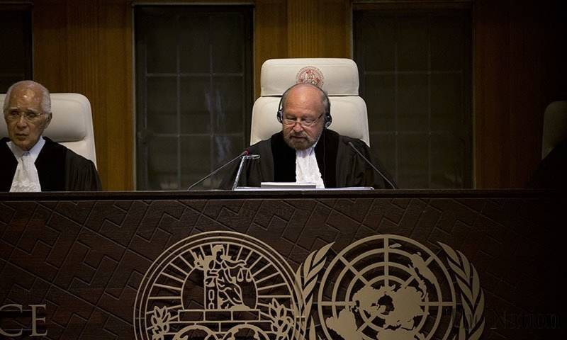 Pakistan to nominate 3 ad-hoc ICJ judges to hear Jadhav's case
