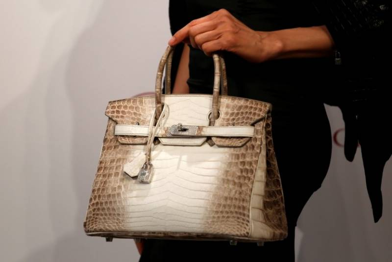 World's expensive handbag (Pics)