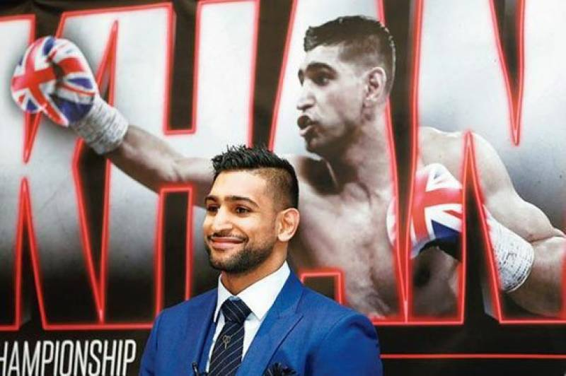 Amir Khan's SBL to start from next month