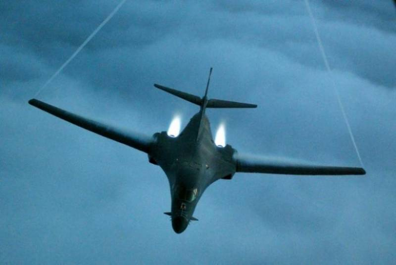 China says it is vigilant after US bombers conducted flights over disputed waters