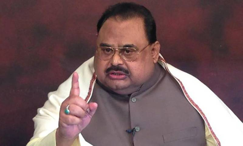FIA urges Interpol to issue red warrant against Altaf Hussain