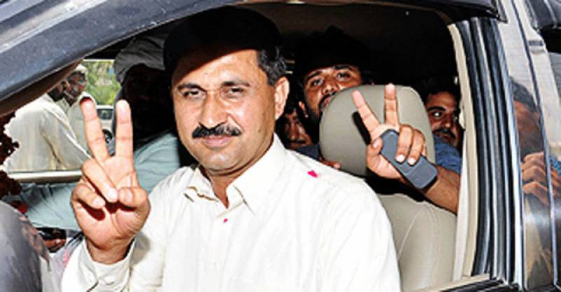 MNA Jamshed Dasti shifted to Multan jail