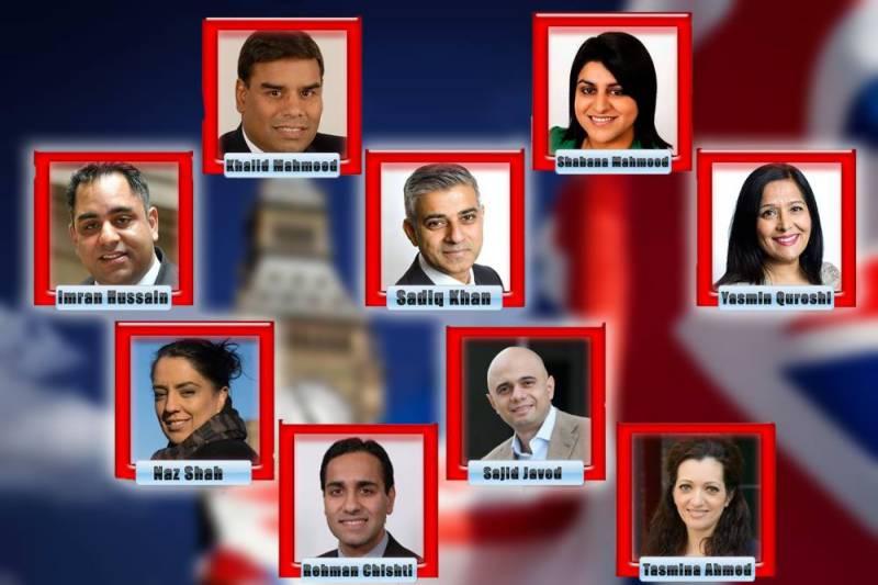 Pakistani-born British candidates rock British elections