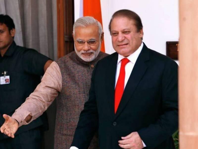 SCO summit 2017: Nawaz Sharif, Modi exchange greetings