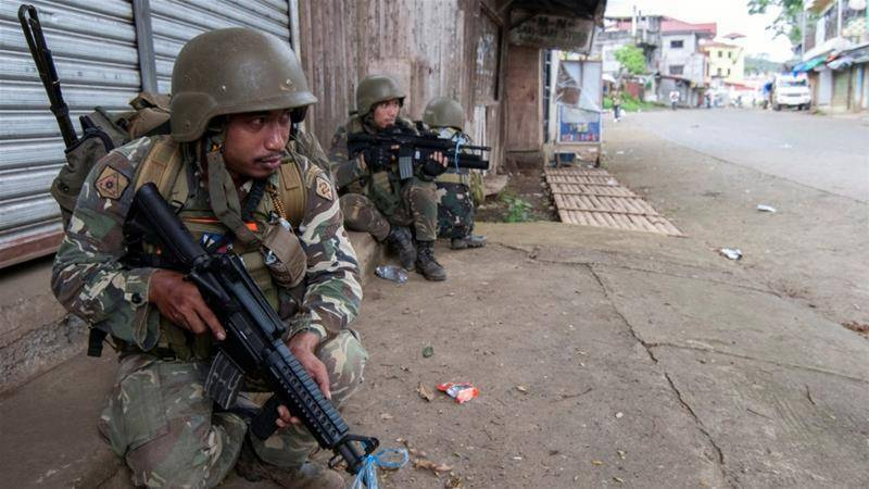 13 soldiers killed in battle with militants: Philippine military