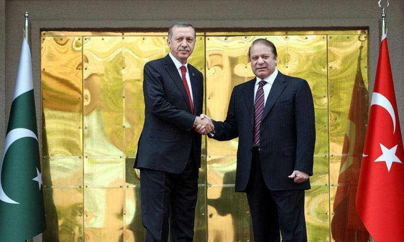 Pakistan, Turkey eager to ease tensions in Middle East