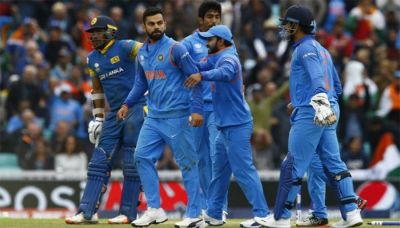 Champions Trophy 2017: India qualify for semi-final