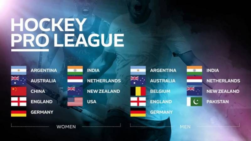 Pakistan to host Hockey Pro League 2019 in Scotland