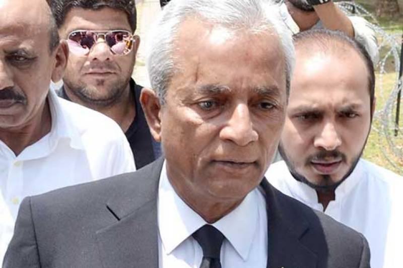 PM Nawaz cancels Nihal Hashmi's party membership