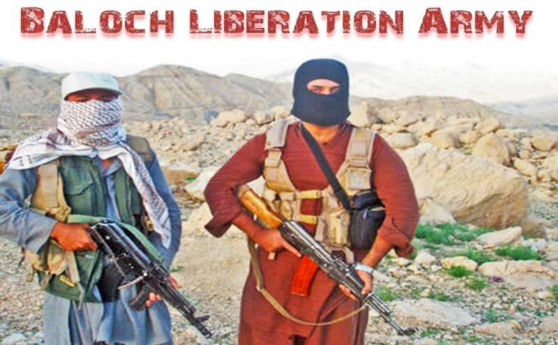 Two BLA militants killed in Quetta operation: ISPR