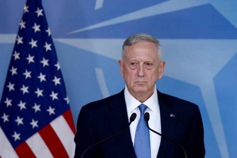 North Korea 'most urgent' threat to security: Jim Mattis