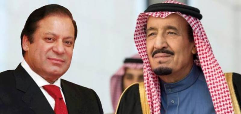 PM Nawaz returns to Pakistan after S.A visit, expresses hopes for amicable solution of Gulf crisis