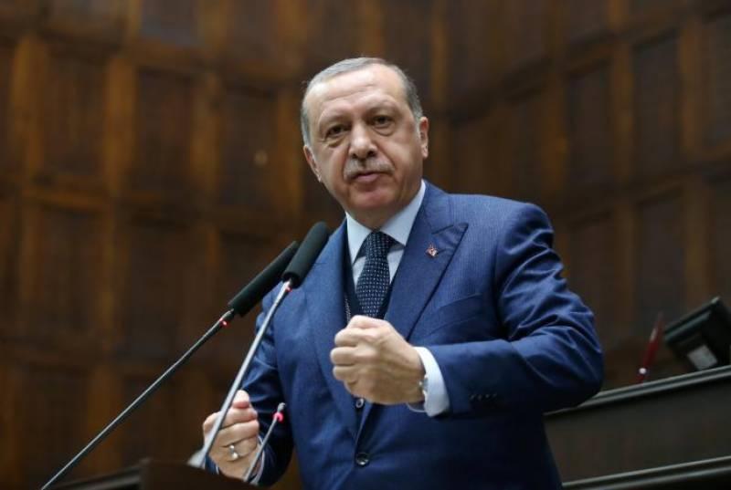 "Qatar isolation violates Islamic values, akin to ""death penalty"": Tayyip Erdogan"