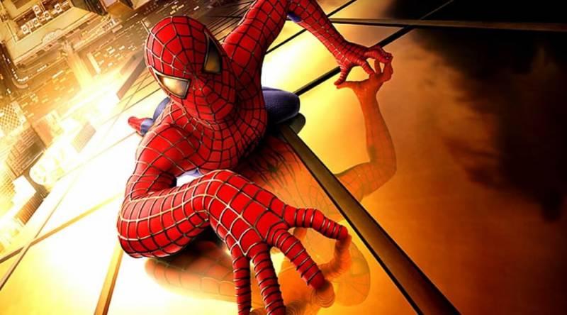 'Sony' unveils 'Spider-man' game