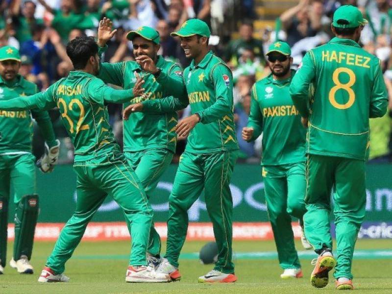 Team 'regained rhythm', eyes on CT semi-final: Sarfraz Ahmed