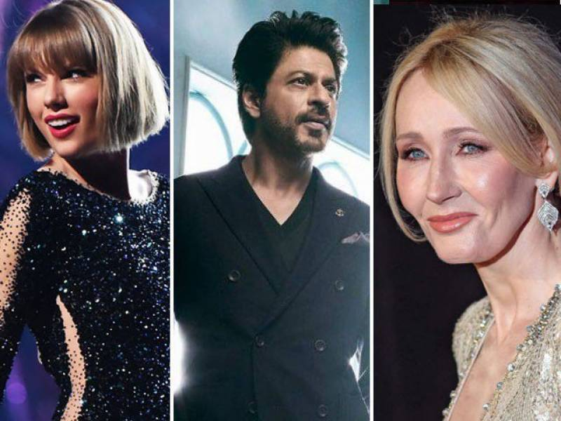 World's highest-paid 2017 celebrities