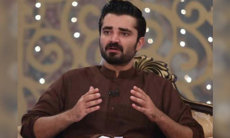 Hamza Ali Abbasi bashes those who make fun of Sarfraz