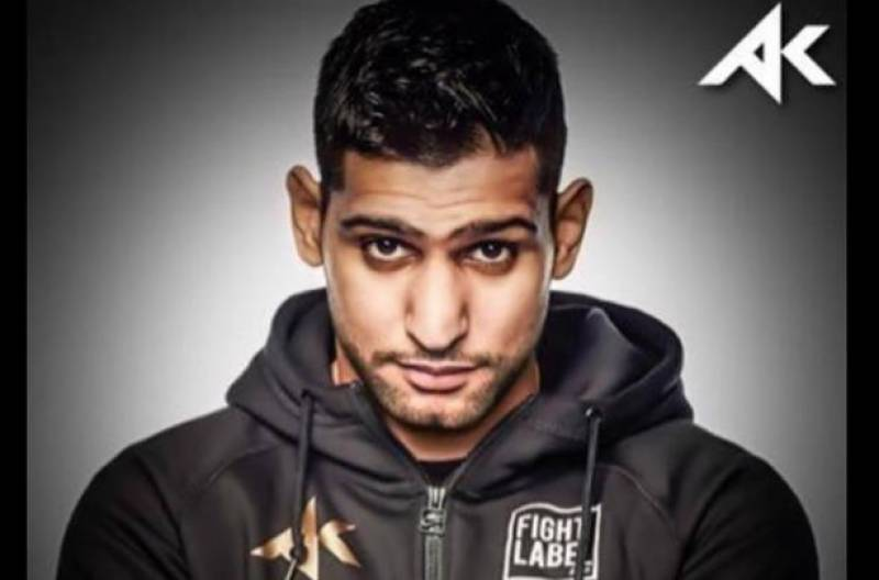 Pakistani born British boxer Amir Khan attacked by gang