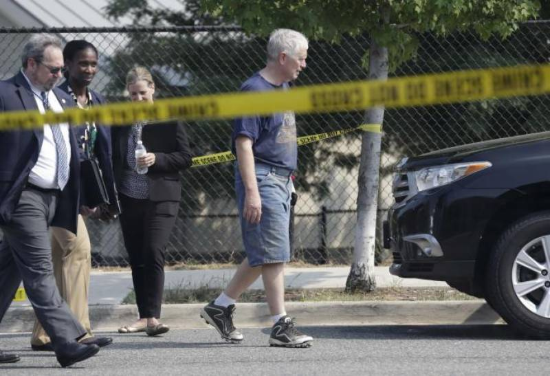 Top Republican among wounded as gunman fires on US lawmakers