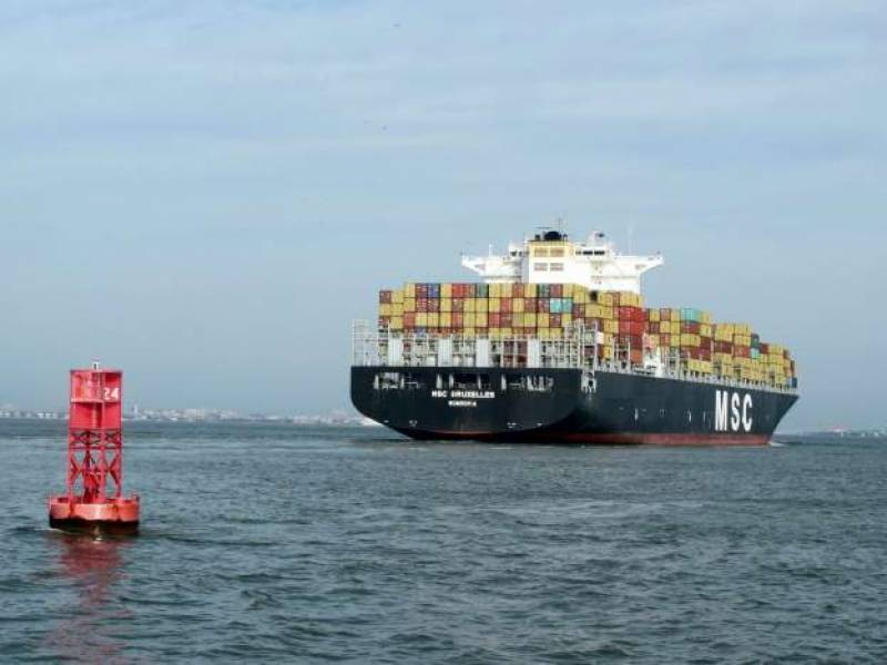 US shipping terminal reopens after 'bomb' threat