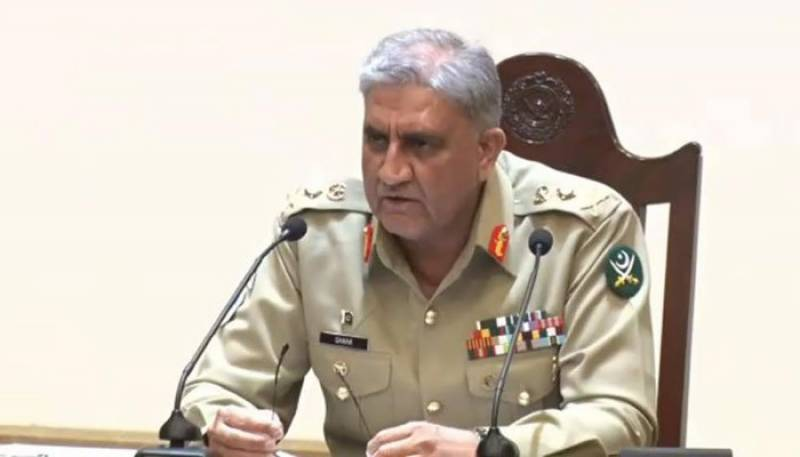 Cannot eliminate terrorism by blaming others, ignoring responsibilities: COAS Bajwa