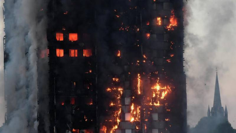 Death toll in London apartment fire rises to 30