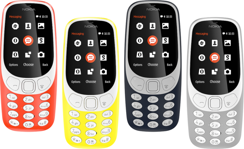 Nokia 3310 launched in Pakistan