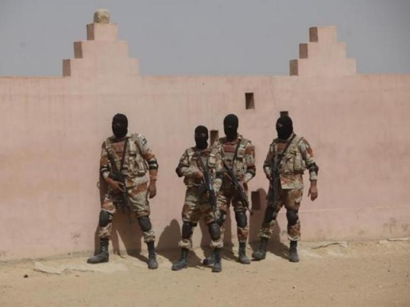 Security forces foil 'major' terror bid, kill two terrorists: ISPR