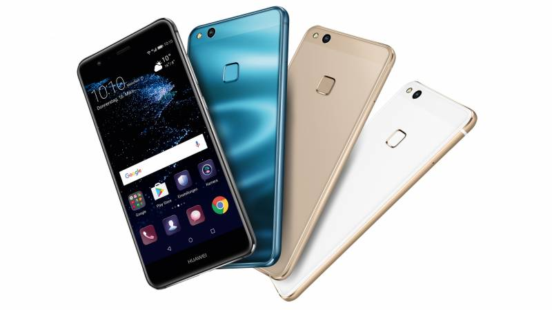 Huawei P10 Lite: 4 lucky winners have won the Selfie-Superstar