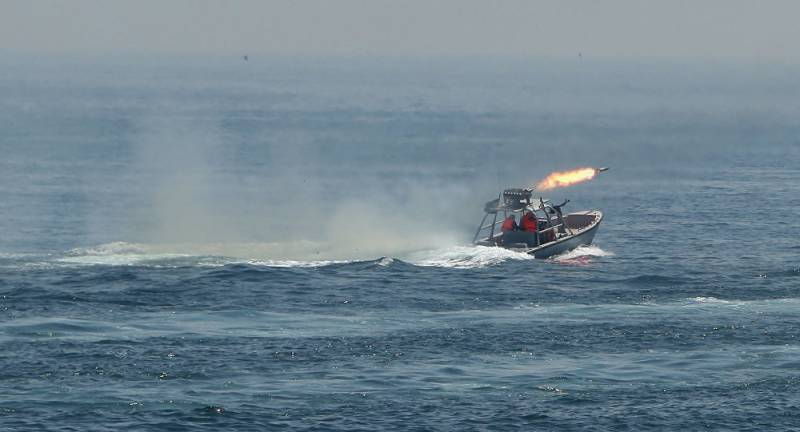 China, Iran hold joint naval drill in Persian Gulf