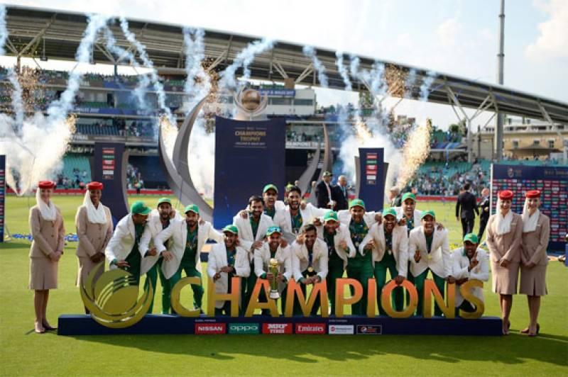 CT 2017 Final: Glimpse of Pakistan's historic triumph against India