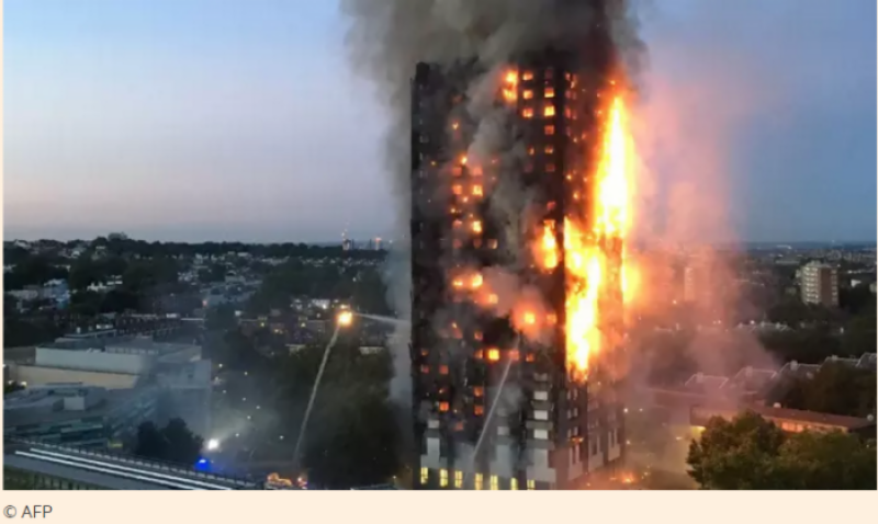 Death toll rises to 79 in London tower block fire