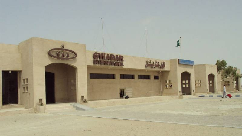 Gwadar airport to be closed in July
