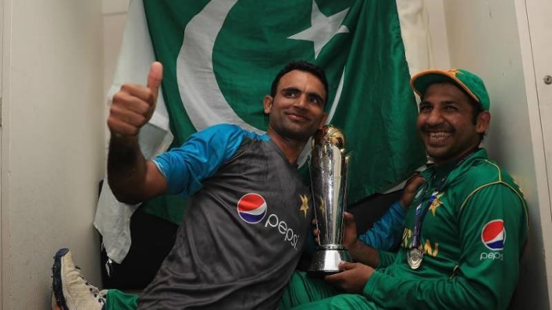 ICC announces Sarfraz Ahmed as captain of team ICC Champions Trophy 2017