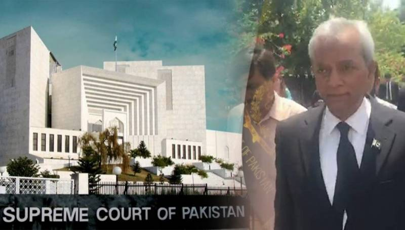 Contempt case: Nehal Hashmi submits reply in SC