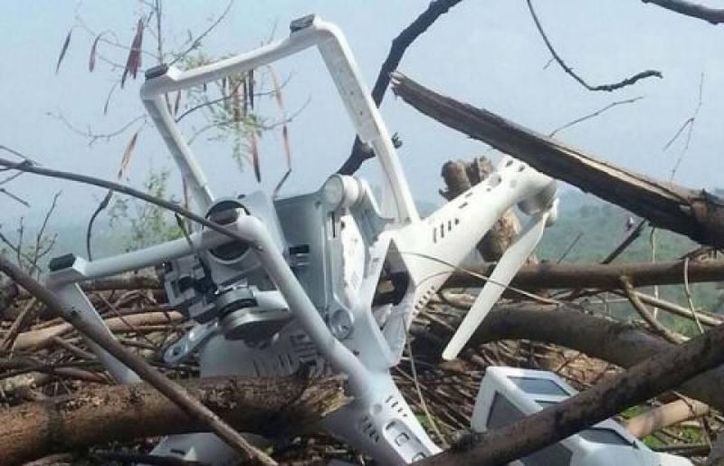 Pakistan shoots down Iran's spy drone in Balochistan