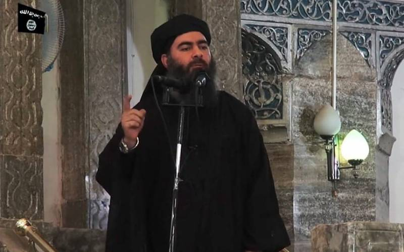 Russia has no confirmation of IS leader Abu Bakr al-Baghdadi's death: Interfax