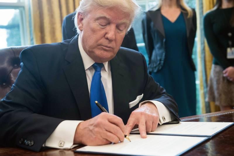 US president Trump seen hardening line toward Pakistan