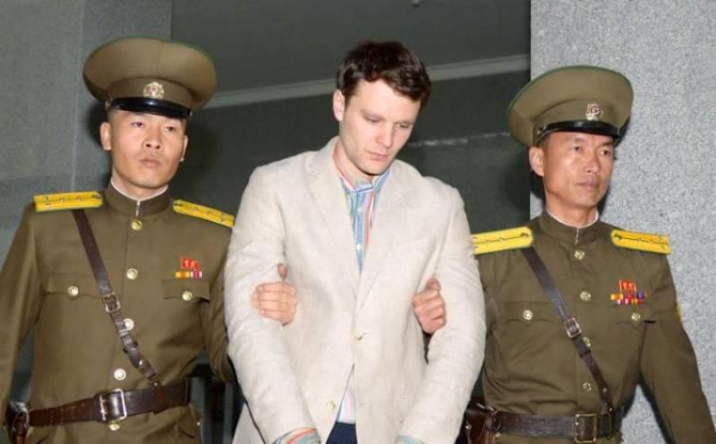 US student held prisoner by North Korea dies
