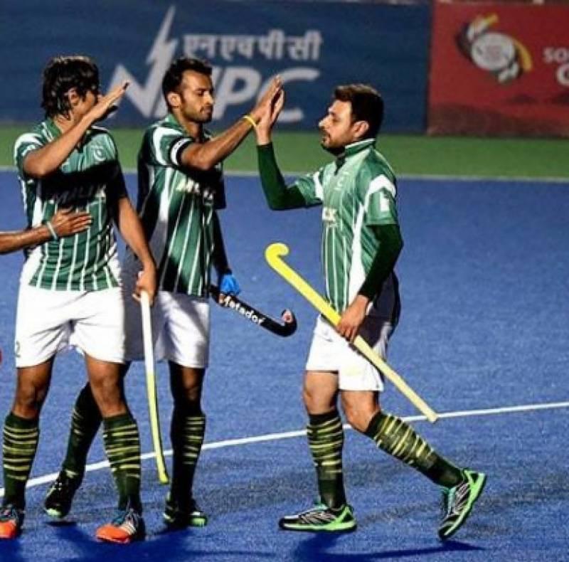 World Hockey League: Pakistan beat Scotland by 3-1