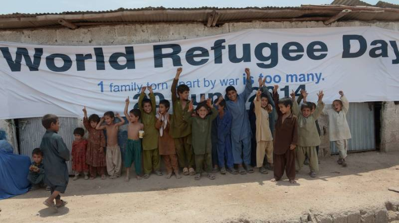 'World refugees' day being observed today