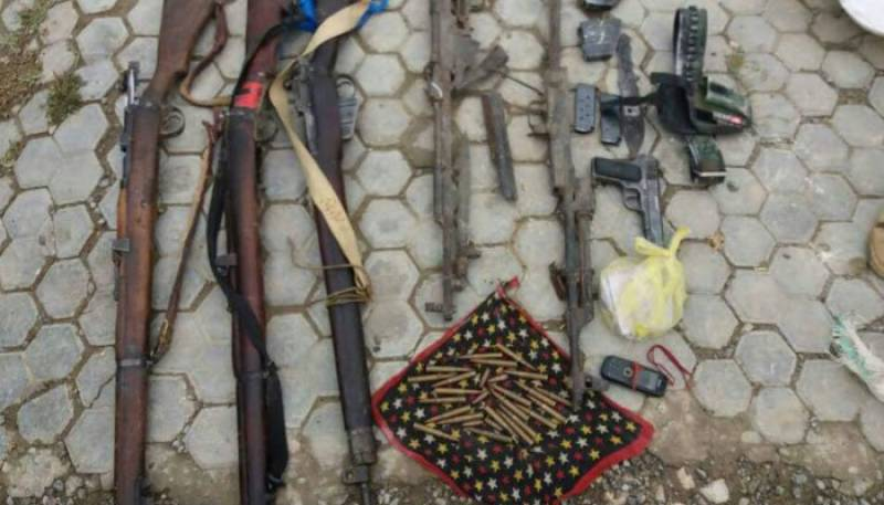 2 terrorist killed in shootout with security forces near Tank